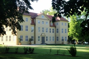 Schloss Mirow am Mirower See